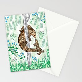 Pangolin Parenting Stationery Cards