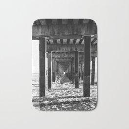 The Coney Island Pier Bath Mat