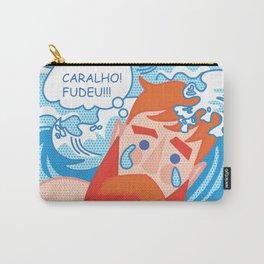 Roy Lichtenstein Carry-All Pouch