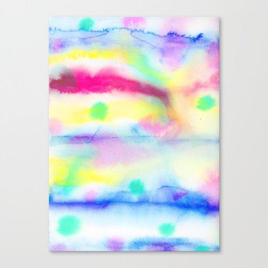 Fete (Origin) Canvas Print