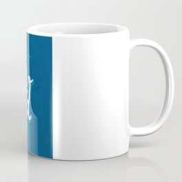 Catalina Island Blue Coffee Mug