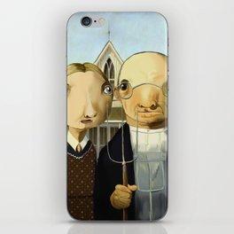 American Gothic iPhone Skin
