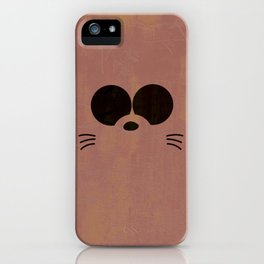 Minimalist Boota iPhone Case