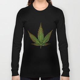 Hemp Lumen #1 marijuana, cannabis Long Sleeve T-shirt
