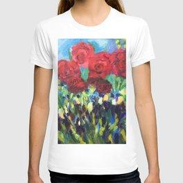 Harmony of Roses T-shirt