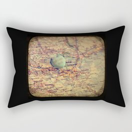 Dream Big New Orleans Rectangular Pillow