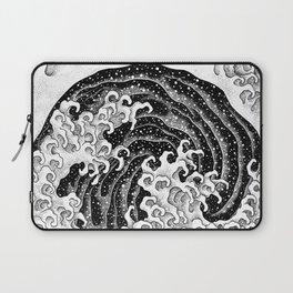 HATCH vs Hokusai: Waves (Feminine) Laptop Sleeve