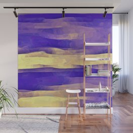 Purple Passion Sky Wall Mural