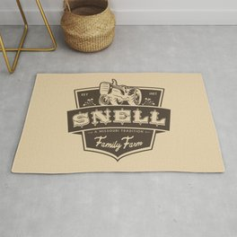 Snell Family Farm Rug