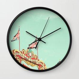 Union Jacks Wall Clock