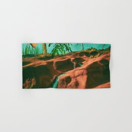 Jurassic Land Hand & Bath Towel