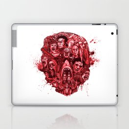 The Essence of Horror [Red] Laptop & iPad Skin