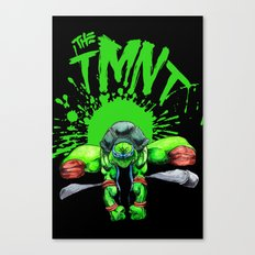 the tmnt Canvas Print