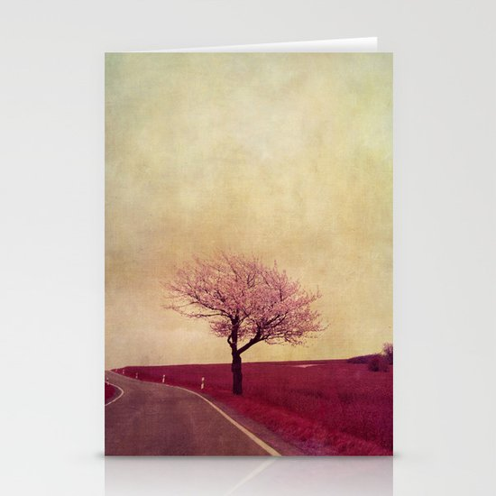 spring field Stationery Cards