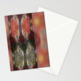 Hurried Blur Stationery Cards
