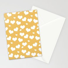 Flying Hearts Stationery Cards