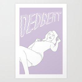 Princess Art Print