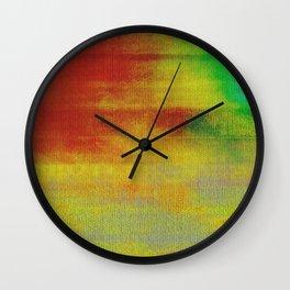 #1 RYGB Wall Clock