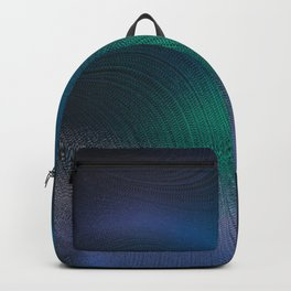 Beauty of the Northern Lights Backpack