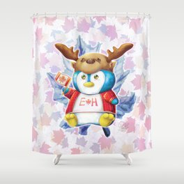 Canada Day 2019 - Eh Shower Curtain