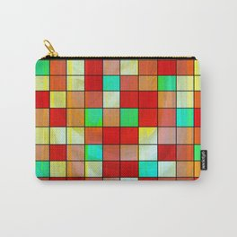 checkered II Carry-All Pouch