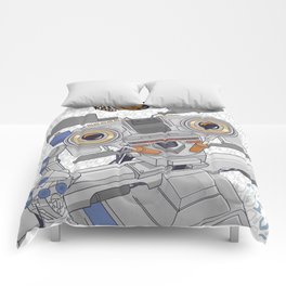 Johnny 5 is Alive! Comforters