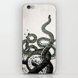 Octopus Tentacles iPhone Skin