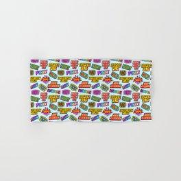 Funky pattern #06 Hand & Bath Towel