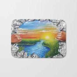 Clarity Bath Mat