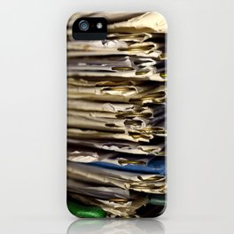 Hangers iPhone Case