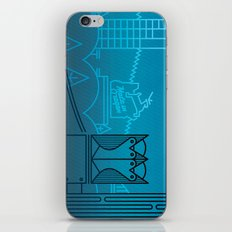 Natural Born Rodent Killers (Pt. 1) iPhone & iPod Skin