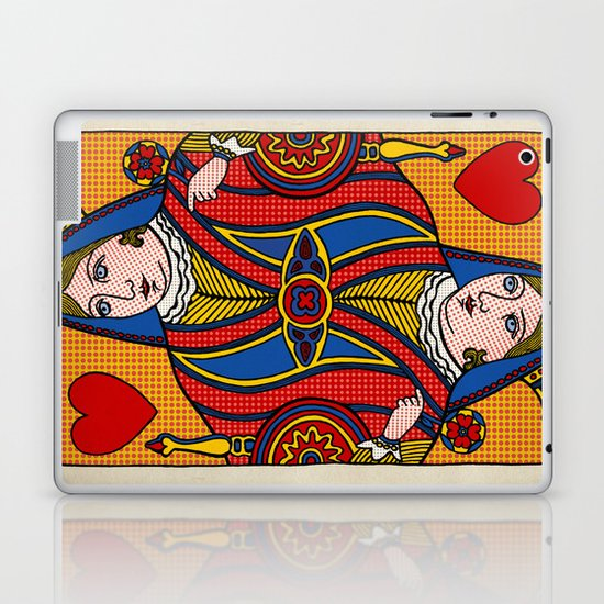 Queen of Pop Laptop & iPad Skin