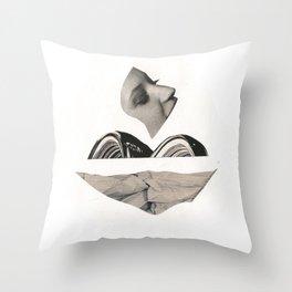 b2 Throw Pillow