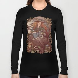 NOUVEAU FOLK WITCH Long Sleeve T-shirt