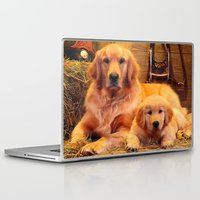 mom Laptop & iPad Skins featuring Mom by Robin Curtiss