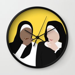 Freedom of Religion Wall Clock