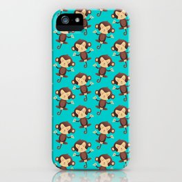 ChimpanZEN iPhone Case