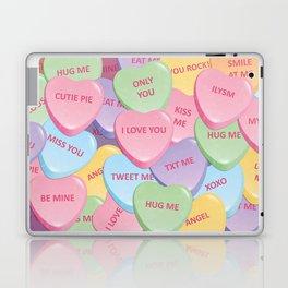 Valentine's candies Laptop & iPad Skin