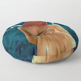 Horoscope: Cancer Floor Pillow