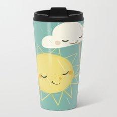 Little Sun Metal Travel Mug