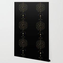 Aries Zodiac Constellation Wallpaper