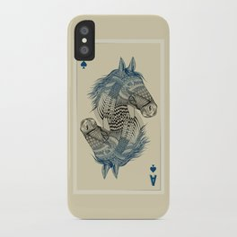 American Pharoah (Ace) iPhone Case