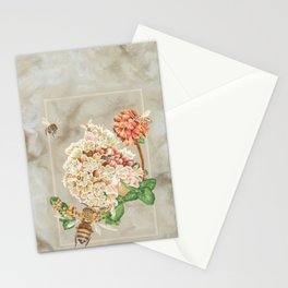 Honeybees and Buckwheat Stationery Cards