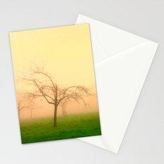 Morning Fog  - JUSTART © Stationery Cards