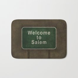 Welcome to Salem Bath Mat