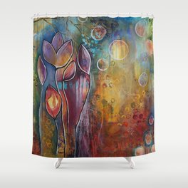 Rejuvenate Shower Curtain