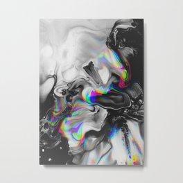 STAR TREATMENT Metal Print