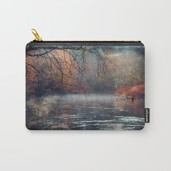 between fall & winter Carry-All Pouch