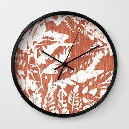 Nature#2 Wall Clock