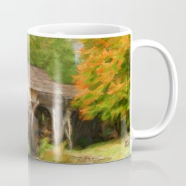Mabry Mill Autumn Coffee Mug